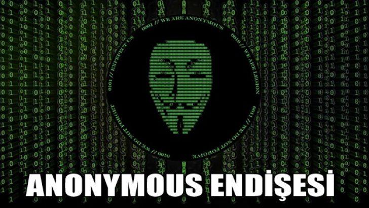 Anonymous Endişesi