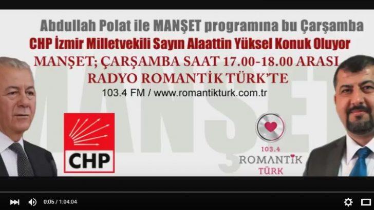 CHP Milletvekili Alaattin Yüksel