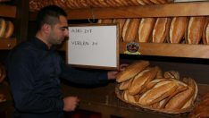 Suriyelilere Askıda Ekmek Uygulaması