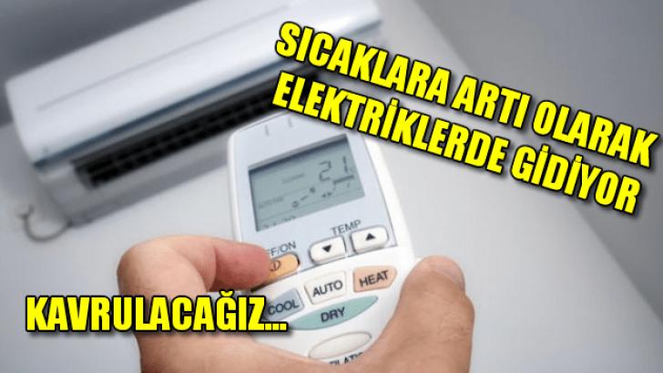 İzmir'i kavurucu sıcaklardan sonra kesinti de vuracak: Hangi ilçede/ne zaman elektrik yok?