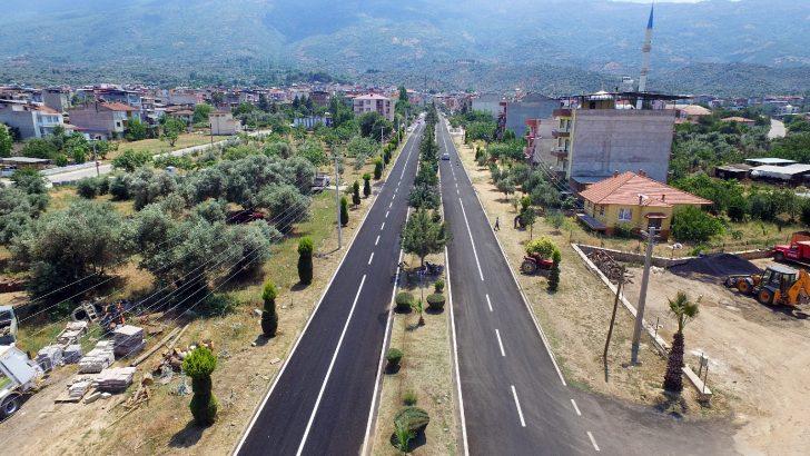 Beydağ'a asfalt dopingi