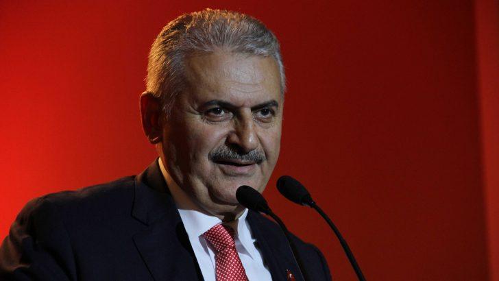 Yıldırım'dan net 'başkanlık' açıklaması, İzmir mesajları