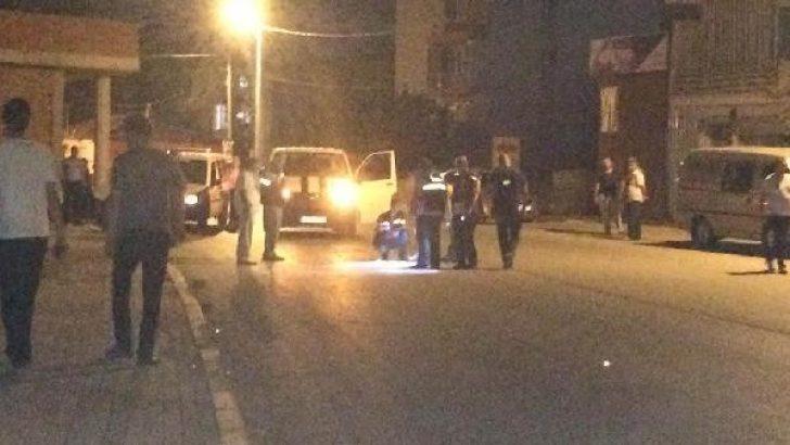 İzmir'de bomba paniği: Minibüs geçerken…