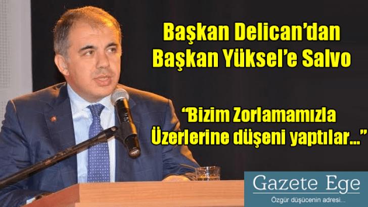 """""""BİZİM ZORLAMAMIZLA, ÜZERLERİNE DÜŞENİ YAPTILAR"""""""