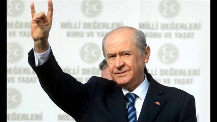 Devlet Bahçeli İzmir'e Geliyor
