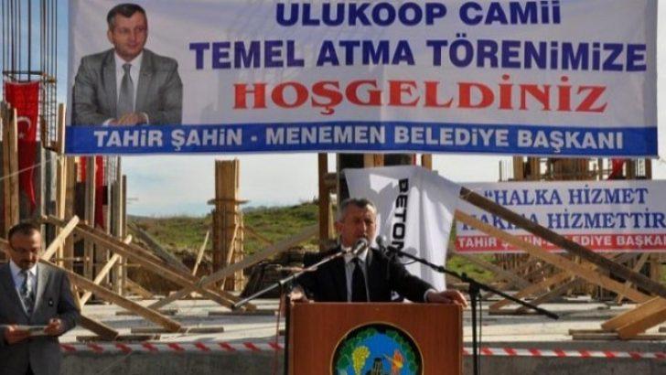 CHP İzmir'de Cami Açacak