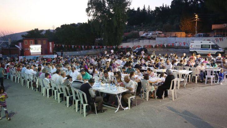 Bornova'da Ramazan birlikteliği