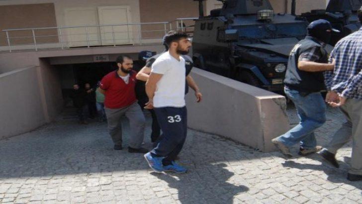 İzmir'deki IŞİD operasyonunda son durum!
