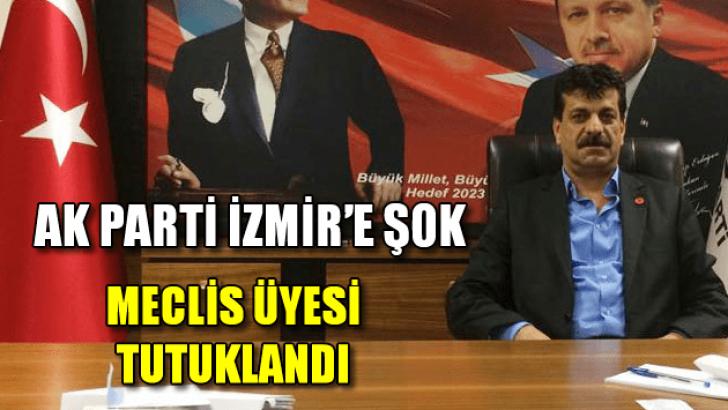 AK Parti Meclis Üyesi cezaevine girdi