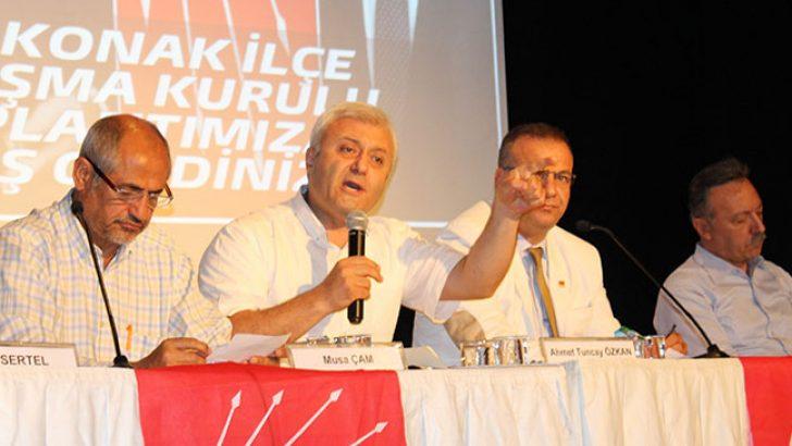 CHP'li İzmir vekillerinden gündem değerlendirmesi
