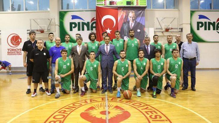 Amerikan Basketbol Ligleri için seçmeler Bornova'da