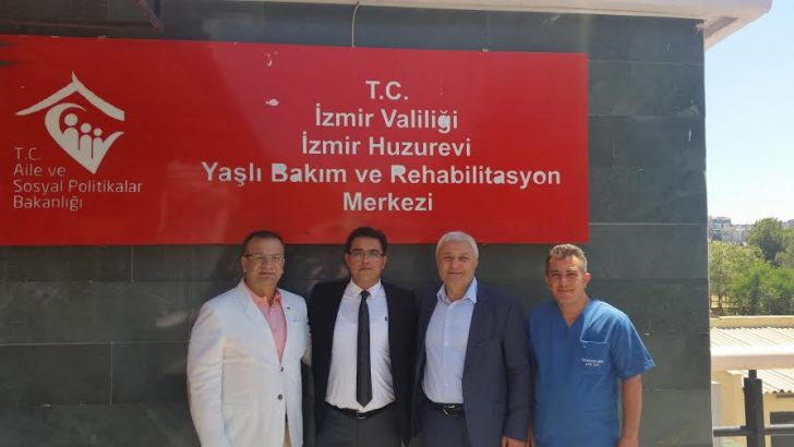 Tuncay Özkan'dan Bayram Mesaisi