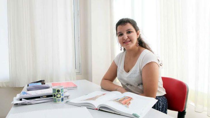 Bir mucizeyi başaran Handan'a  Bayraklı Belediyesi sahip çıktı