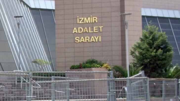 İzmir adliyesindeki şüpheli çanta panik yarattı