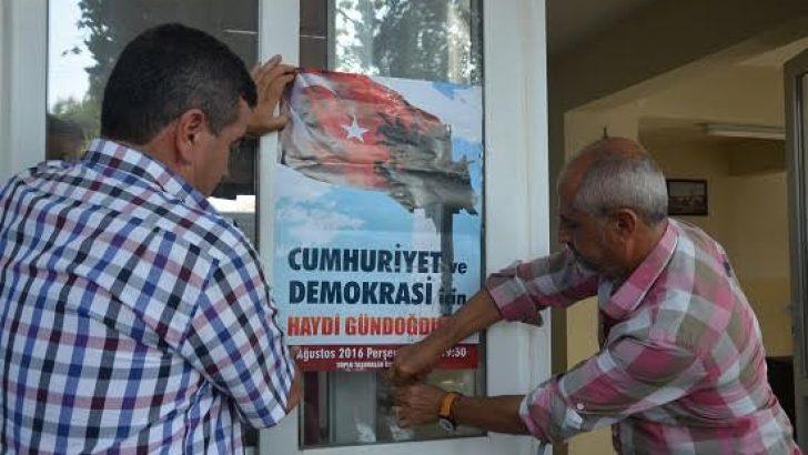 CHP'li Çam'dan büyük mitinge davet