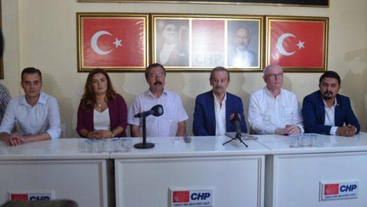 CHP PM Üyesi Kılıç'tan 'danıştay kanunu' açıklaması