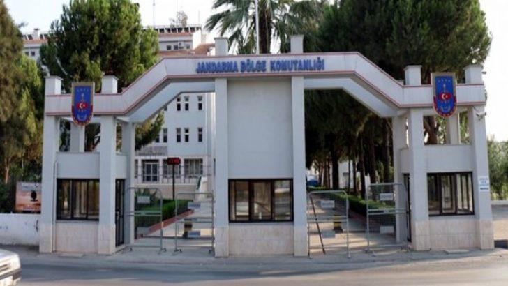 İzmir dahil 5 ilin bağlı olduğu jandarma komutanlığı kapatıldı