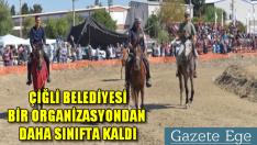Yine Çiğli Belediyesi yine fiyasko