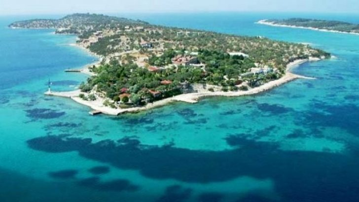 İzmir'deki Garip Ada artık devletin!