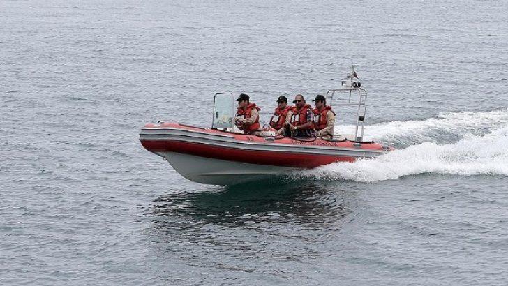 İzmir sularında can pazarı: Tekneler çarpıştı…