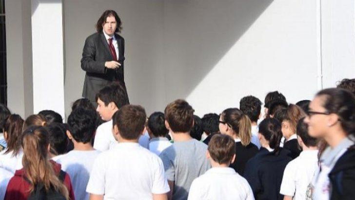 'Andımız krizi' yaşanan okulda öğrencilerin istediği oldu!