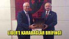 Selvitopu'ndan Kılıçdaroğlu'na Karabağlar brifingi!