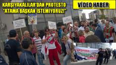 """""""ATAMA BAŞKAN İSTEMİYORUZ!"""""""