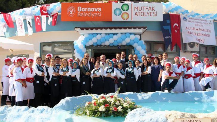 Bornova'da  işsizliğin çözümü için yeni bir işbirliği