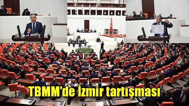 TBMM'de İzmir Tartışması