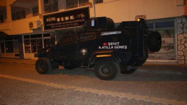 İzmir'de DHKP-C operasyonu: 2 gözaltı