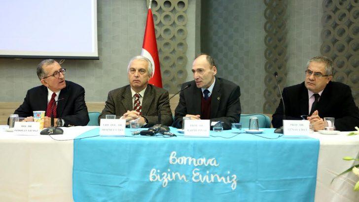 Deprem gerçeği Bornova'da masaya yatırıldı