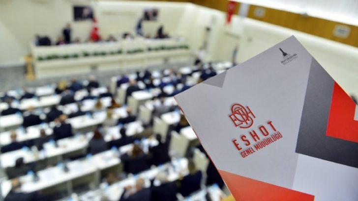 ESHOT Bütçesi onaylandı