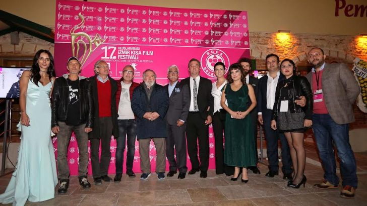 17. İzmir Kısa Film Festivali'ne muhteşem gala