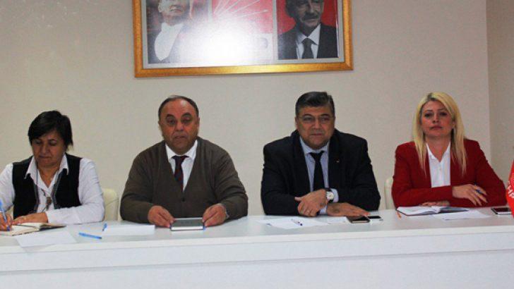 Genel Sekreter Sındır'dan Başkan Karabağ'a sert tepki…