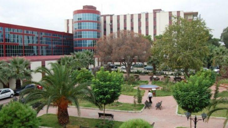İzmir'deki hastanenin bahçesinde sır ölüm!