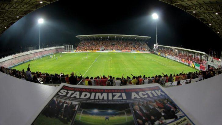 Bornova Stadı'nın seyirci kapasitesi 11.500'e çıkarılacak