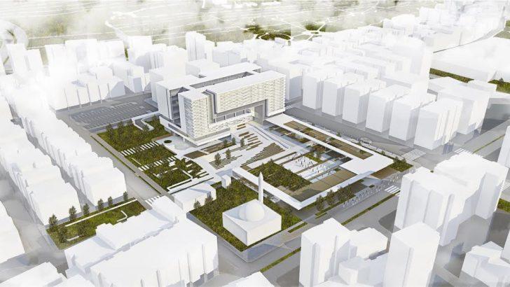 Bornova kent tasarımlarıyla fark yaratıyor