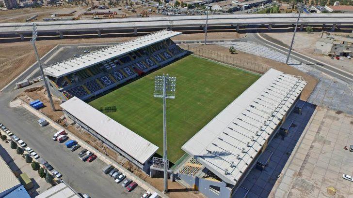 Bornova'nın yeni stad'ına UEFA'dan onay
