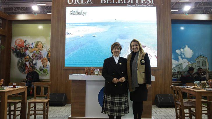 Urla Belediyesi Fuar İzmir'de