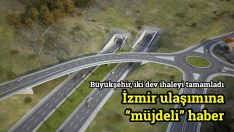 """İzmir ulaşımına """"müjdeli"""" haber"""