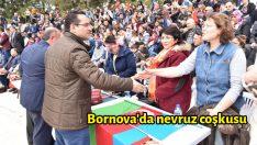 Bornova'da nevruz coşkusu