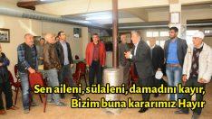 Balbay İzmir'den seslendi