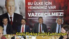 Güçlü Türkiye Güçlü Cumhuriyet