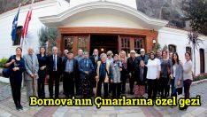 Bornova'nın Çınarlarına özel gezi