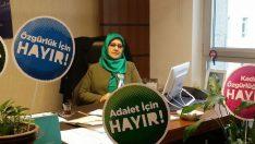 HDP'li Hüda Kaya: Dindarlar iktidara geldikten sonra adalet kayboldu