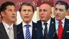 Flaş! 'Hayırcı' 4 isim MHP'den ihraç edildi