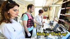 "Körfeze ""Check-up"""