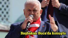 Başbakan Buca'da konuştu