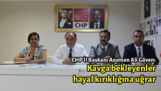CHP'nin başkanları toplandı