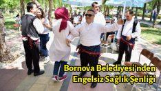 Bornova Belediyesi'nden Engelsiz Sağlık Şenliği